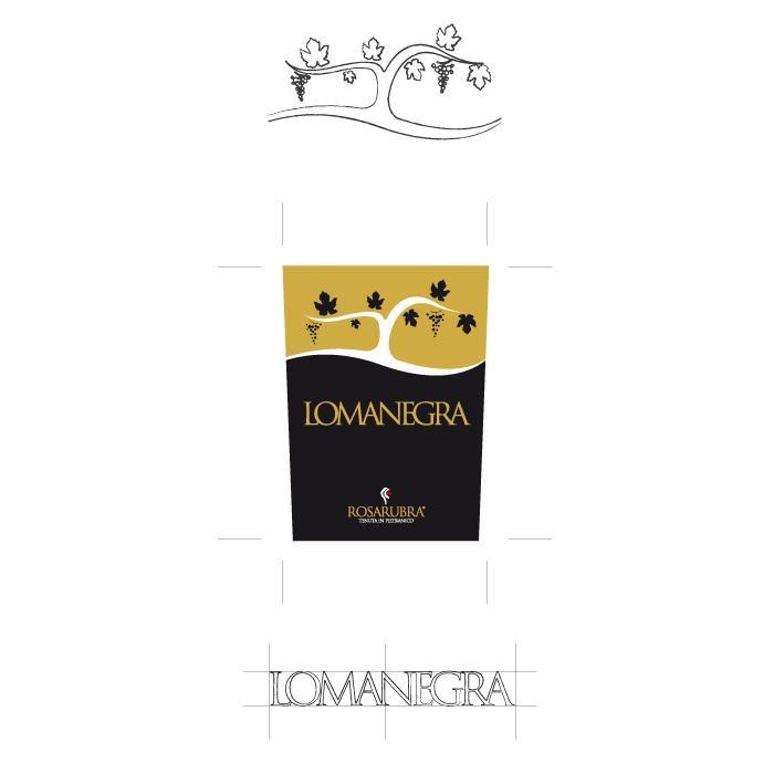 etichetta-rosarubra-lomanegra-montepulciano-d-abruzzo